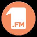 1.FM Radio logo