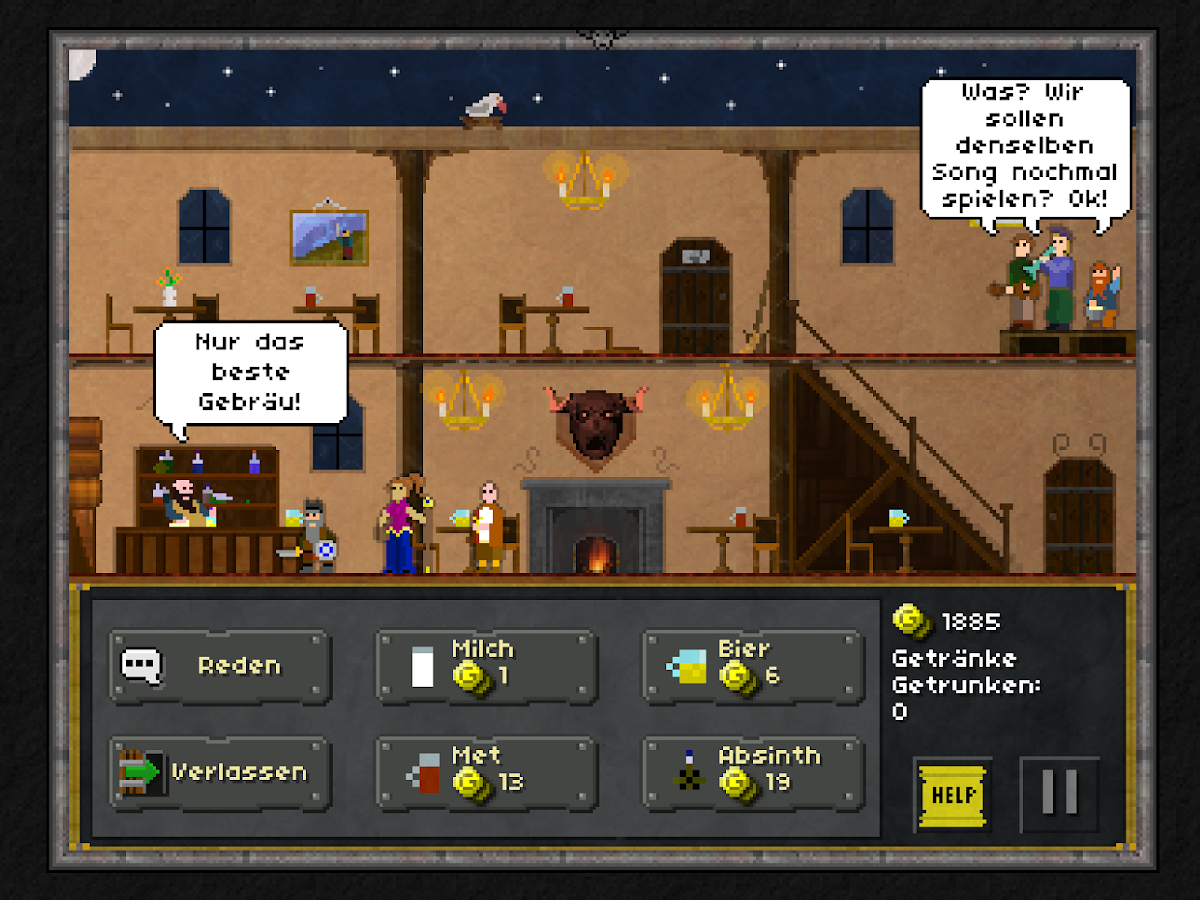 Pixel Heroes: Byte & Magic – Screenshot
