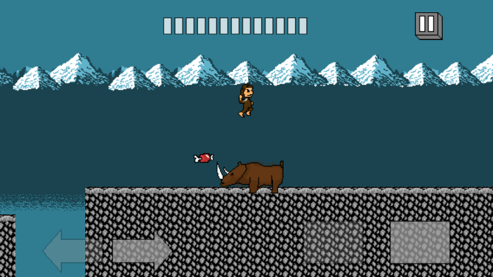 Caveman War 2- screenshot