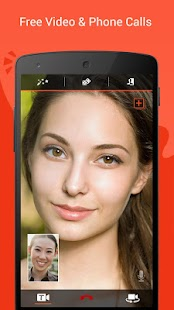 Tango Messenger, Video & Calls - screenshot thumbnail