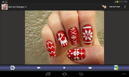 Nail Art Designs Set- Three - screenshot thumbnail
