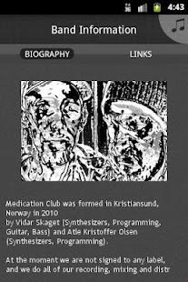 Medication Club - screenshot thumbnail