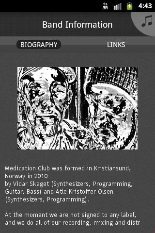 Medication Club - screenshot