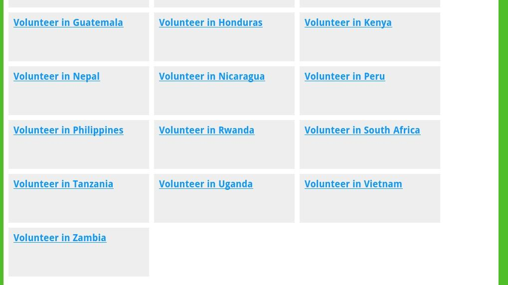 A Broader View Volunteers - screenshot