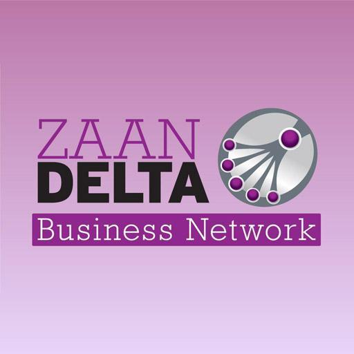 ZaanDelta Business Network 通訊 App LOGO-APP試玩