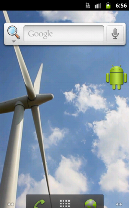 Windmill Live Wallpaper Pro Screenshot