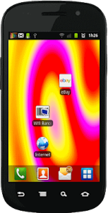 Plasma LiveWallpaper Retro