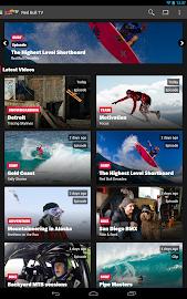 Red Bull TV Screenshot 7