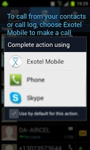Exotel - screenshot thumbnail
