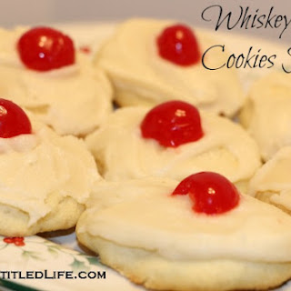 Whiskey Sour Cookies.