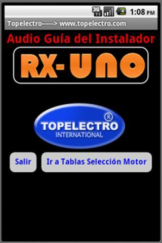 Topelectro Audio Guía