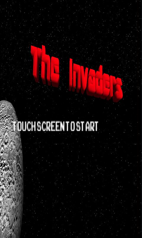 The Invaders - screenshot
