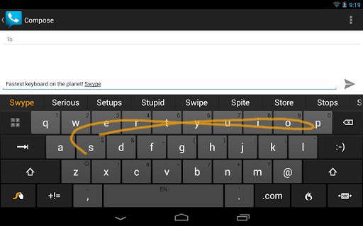 Swype Android Apk Free Download