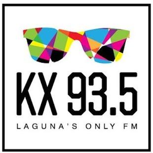 KX 93.5 Laguna's only fm