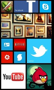 Fake Windows Phone 8  1.4   screenshot