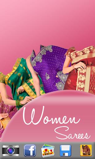 Women Saree Photo