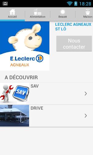 Leclerc Agneaux