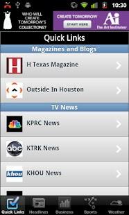 Houston Local News - screenshot thumbnail