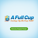 AFullCup Grocery Coupon Forum logo