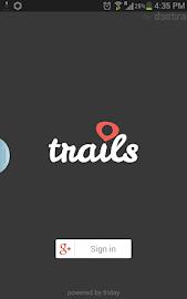 Trails Screenshot 1