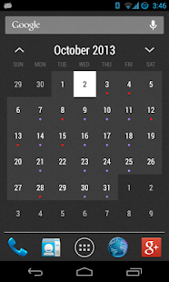 Today - Calendar Widgets Free - screenshot thumbnail