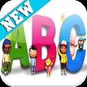 ABC 123 Kids Songs Free icon