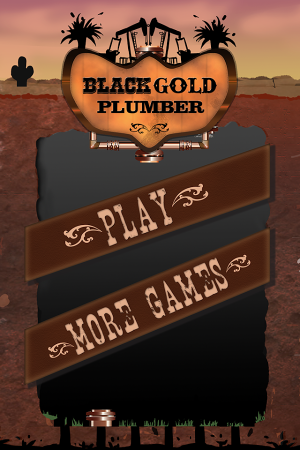 Black Gold Plumber - screenshot