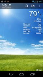 BeWeather & Widgets Pro Screenshot 1
