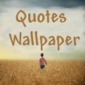 Quotes Wallpaper icon