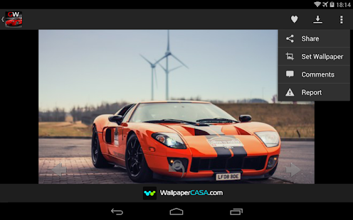 GW CarPix HD - screenshot thumbnail
