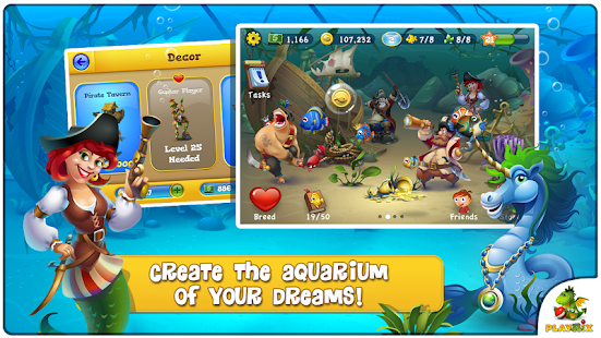 Pocket Fishdom - screenshot thumbnail