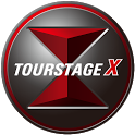 TOURSTAGE X アプリ icon