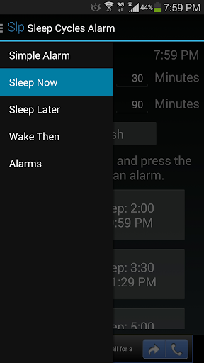 Sleep Cycles Alarm