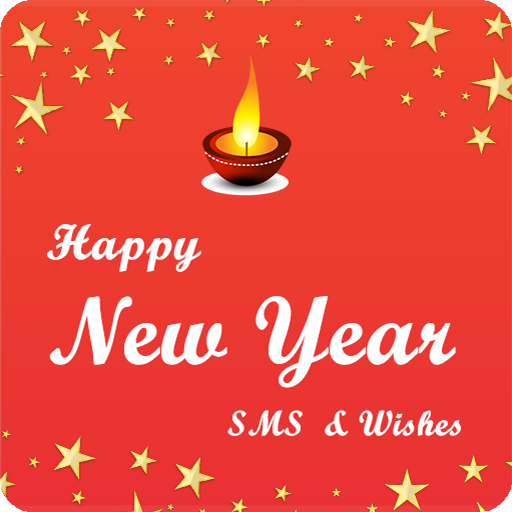 New Year SMS & Wishes LOGO-APP點子