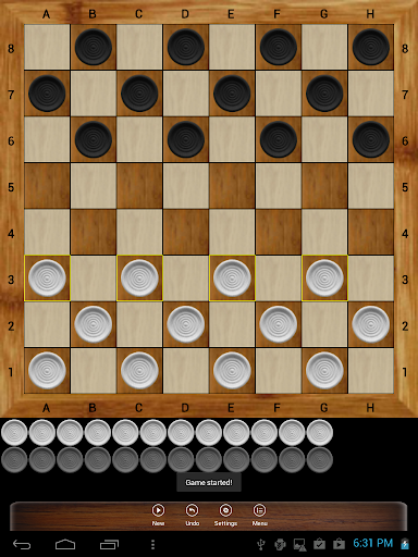 Russian checkers - Shashki 9.8.0 screenshots 9