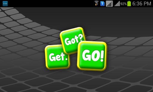 Get Got GO PRO - Word Game