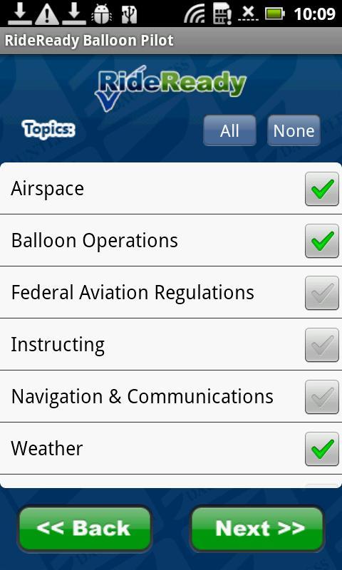 Hot Air Balloon Pilot- screenshot
