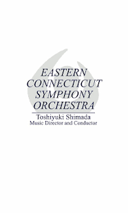 Eastern Connecticut Symphony - screenshot thumbnail