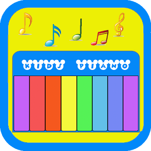 Kids Piano for PC and MAC