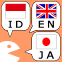 IndonesianJapaneseConversation icon