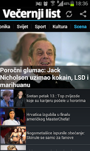 Novine BiH - screenshot thumbnail