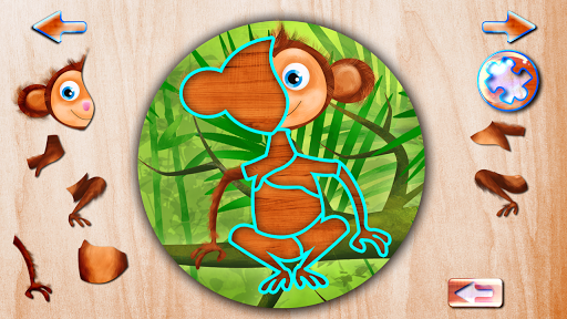 HD Puzzle Game Fun For Kids