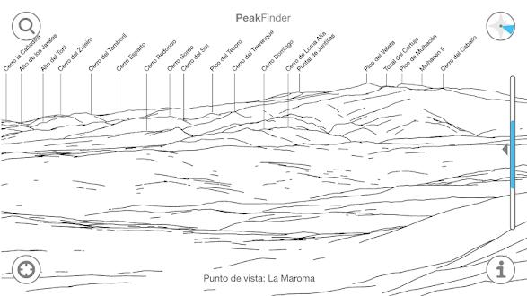 PeakFinder Earth Gratis