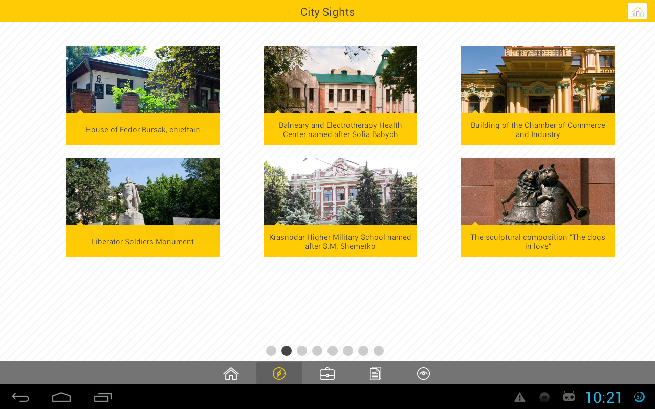 Guide around Krasnodar- screenshot