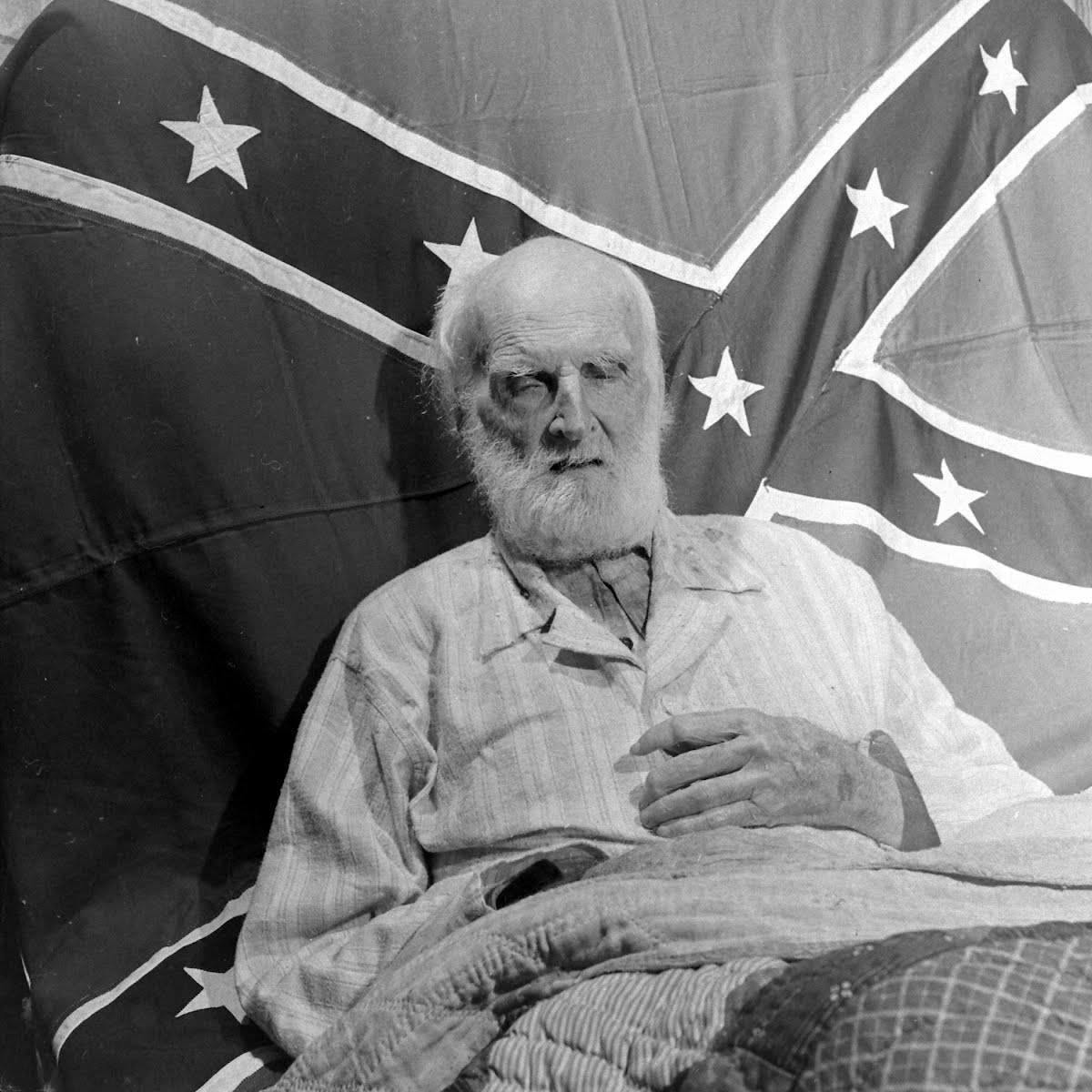 Jasper Brown, Veteran Of Civil War