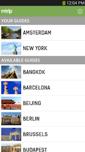 mTrip Travel Guides- screenshot thumbnail