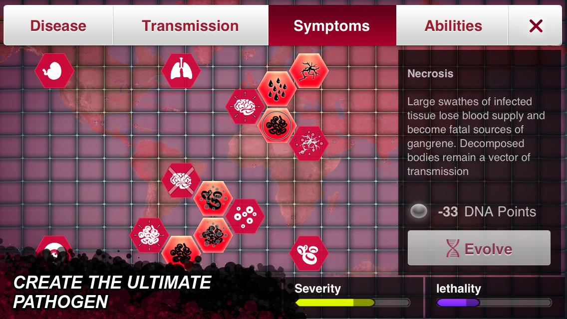 Plague Inc. screenshot #4