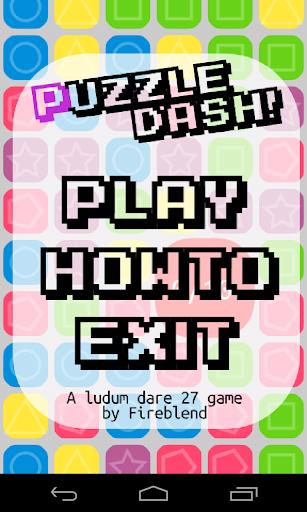 Puzzle Dash