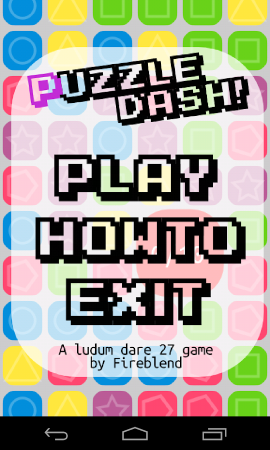 Puzzle Dash! - screenshot