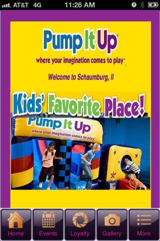 Pump It Up Schaumburg